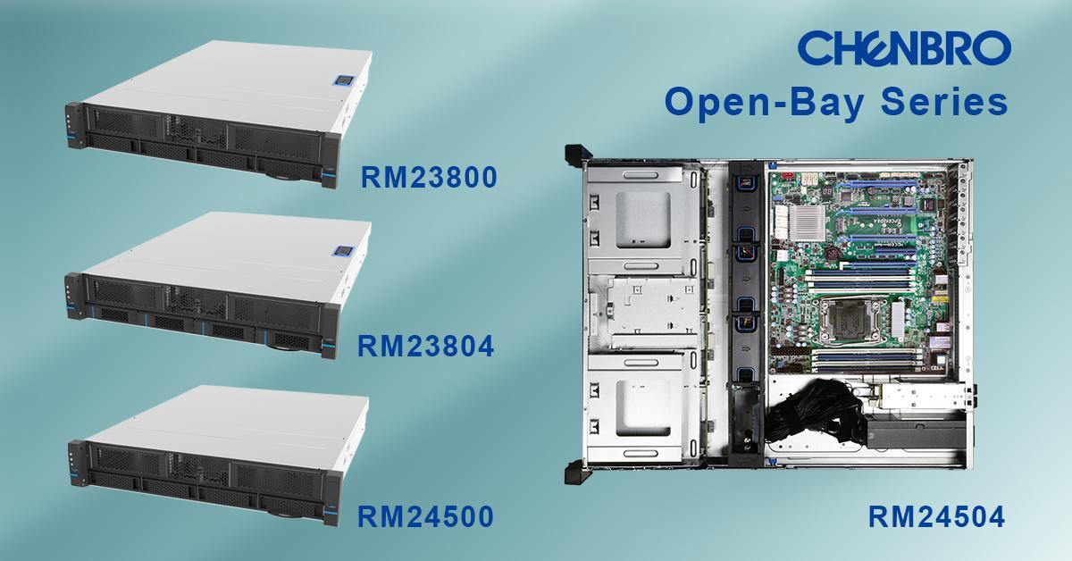 chenbro open bay series