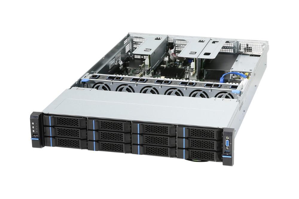 Chenbro RB23712: 12-Bay 2U Rackmount Server
