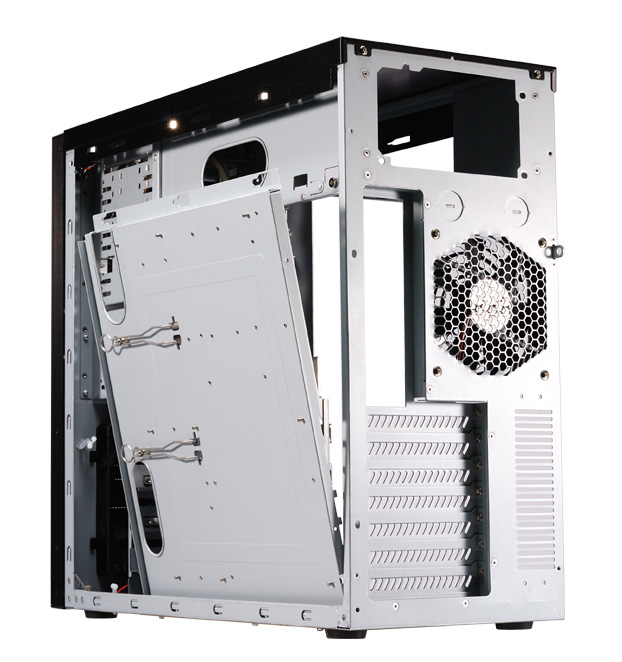 Lancool K6 removalbe mb tray