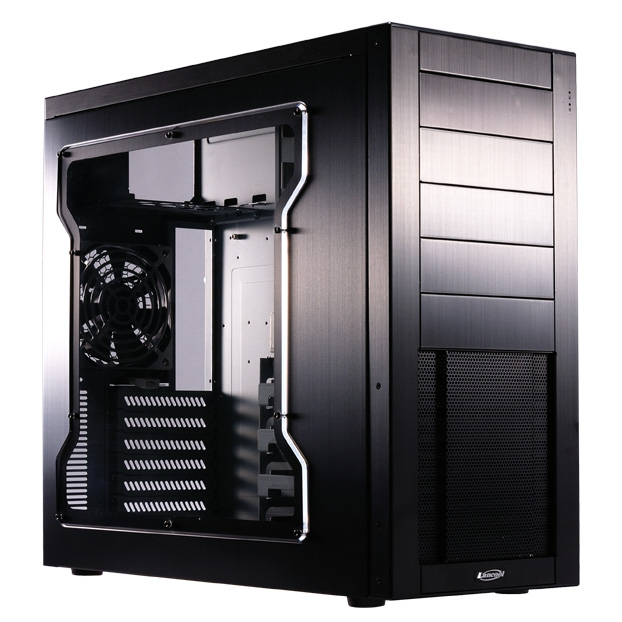 Lancool K6 frontal view